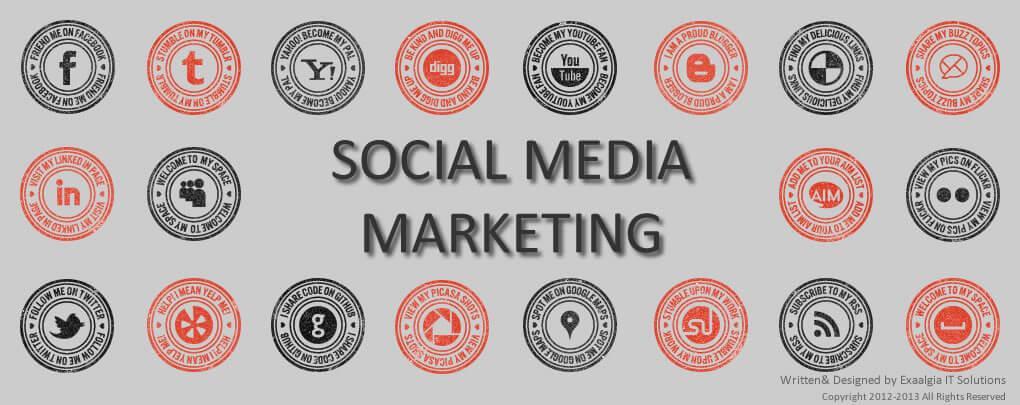 Increase Web Traffic via Social Media