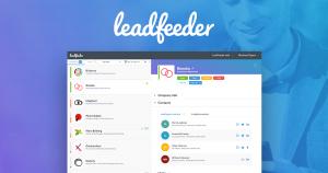 Leadfeeder for lead generation